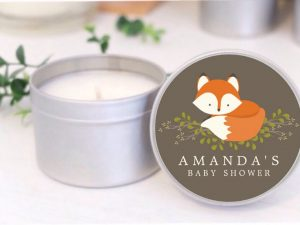 grey fox soy candle mahina