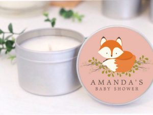 pink fox soy candle mahina