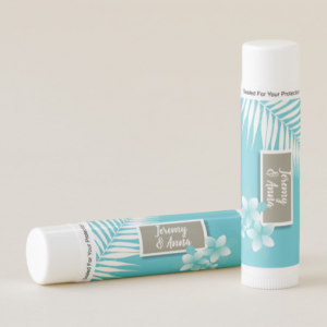 Hawaiian Tropical Personalised Lip Balm by Mahina